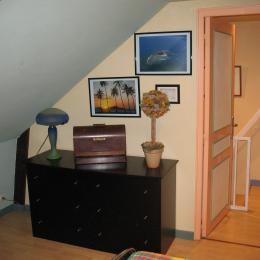 La première chambre - Location de vacances - Elven