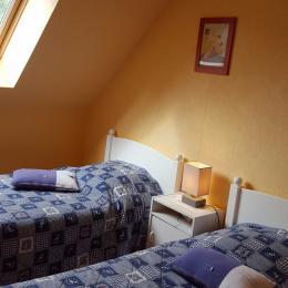 Salon séjour - Location de vacances - Saint-Marcel