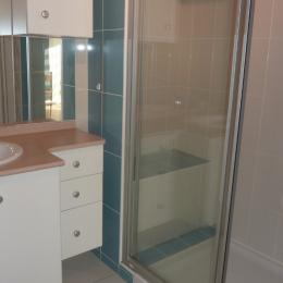Salle d'eau - Location de vacances - Quiberon
