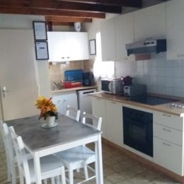 coin cuisine - Location de vacances - Quiberon