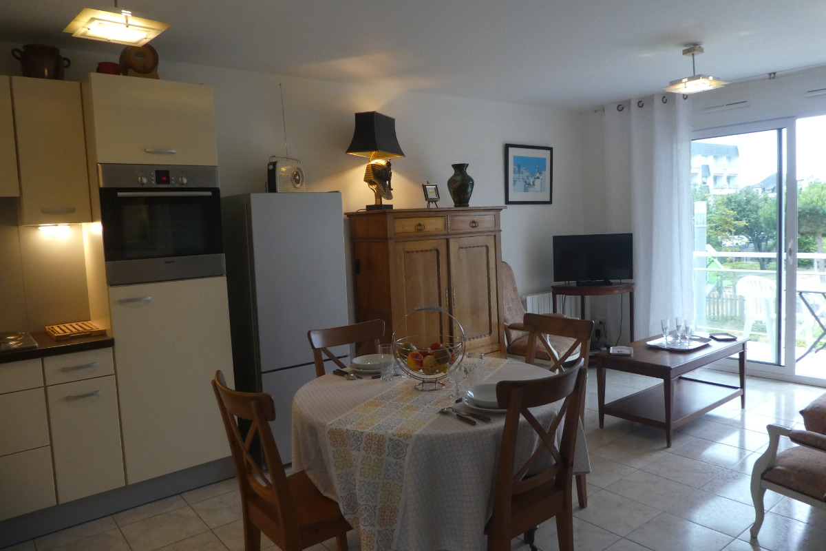 Vue sur la chambre - Location de vacances - Quiberon