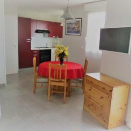 coin cuisine - Location de vacances - Arzon