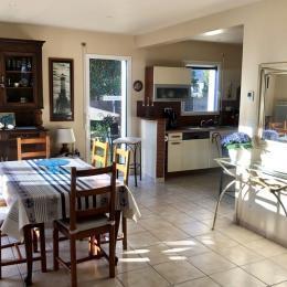 salle à manger - Location de vacances - Arzon