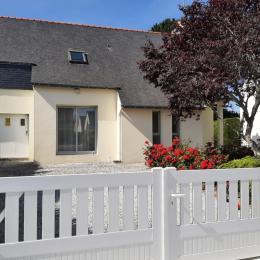 Entré principale - Location de vacances - Saint-Gildas-de-Rhuys