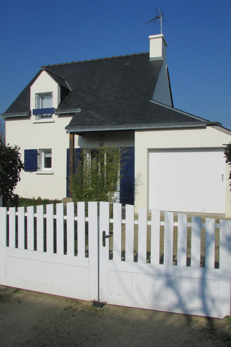 Maison indépendante en accès direct à la plage de Kerfontaine à SARZEAU - distance 150 mètres environ - Location de vacances - Sarzeau