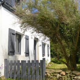 entrée maison - Location de vacances - Groix