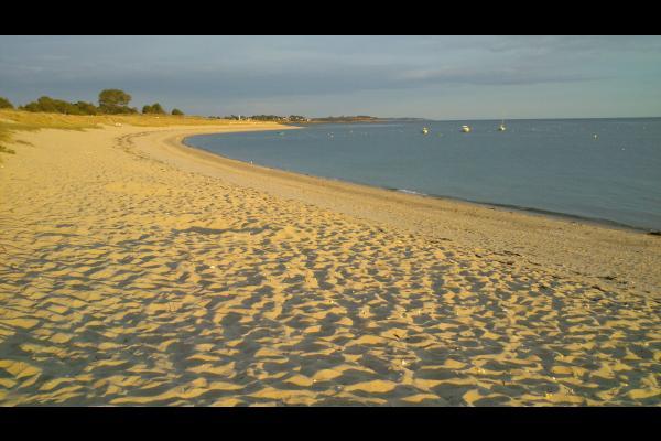 plage principale à 15min à pied de la maison - Location de vacances - Locmariaquer