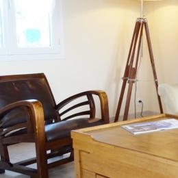 Chambre n°1 - Location de vacances - Locmaria