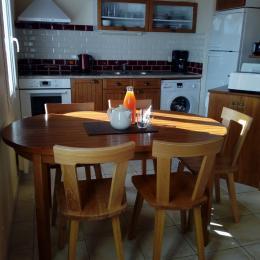 chambre N°1 Vue mer. - Location de vacances - Locmaria