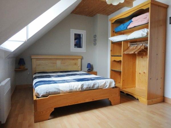 chambre 1 - Location de vacances - Groix