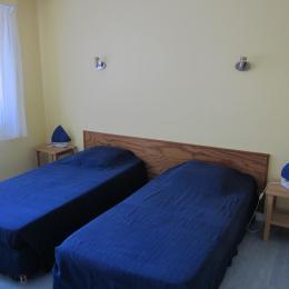Chambre N°2 - Location de vacances - Quiberon