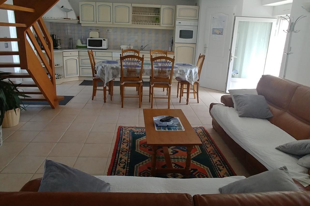 La cuisine - Location de vacances - Ploemeur