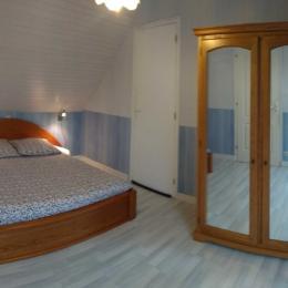 petite chambre - 1 lit 2 pers. - Location de vacances - Ploemeur