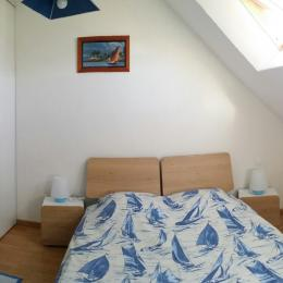 la chambre - Location de vacances - Auray