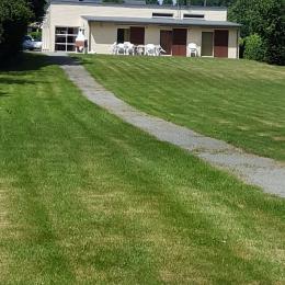 Côté jardin - Location de vacances - Saint-Congard