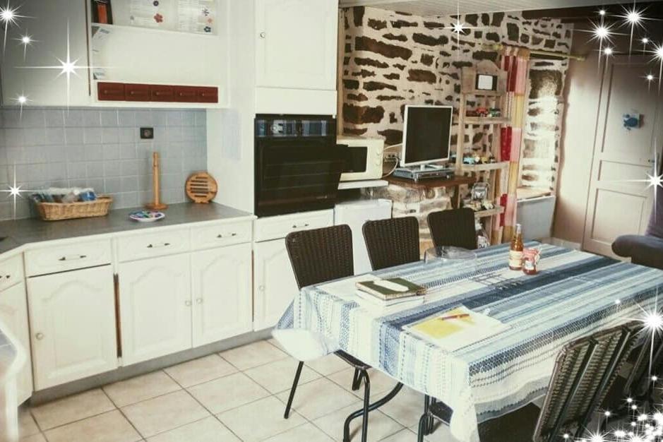 cuisine - Location de vacances - Calan