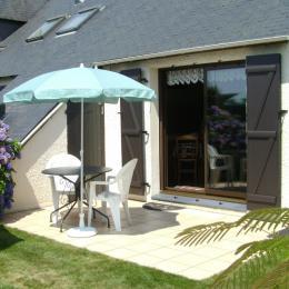FACADE - Location de vacances - Guidel