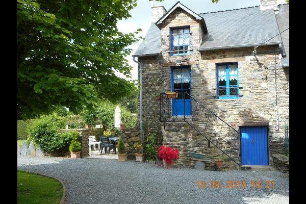 Gîte 4 personnes - Location de vacances - Les Fougerêts