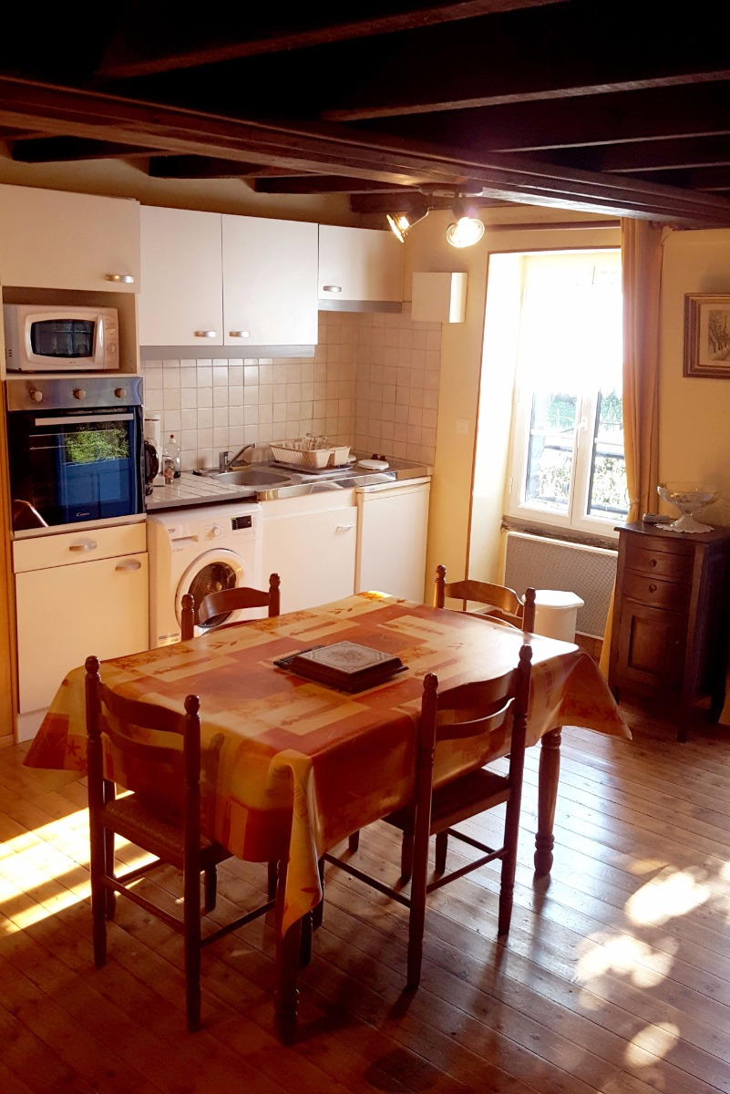 Cuisine - Location de vacances - Les Fougerêts