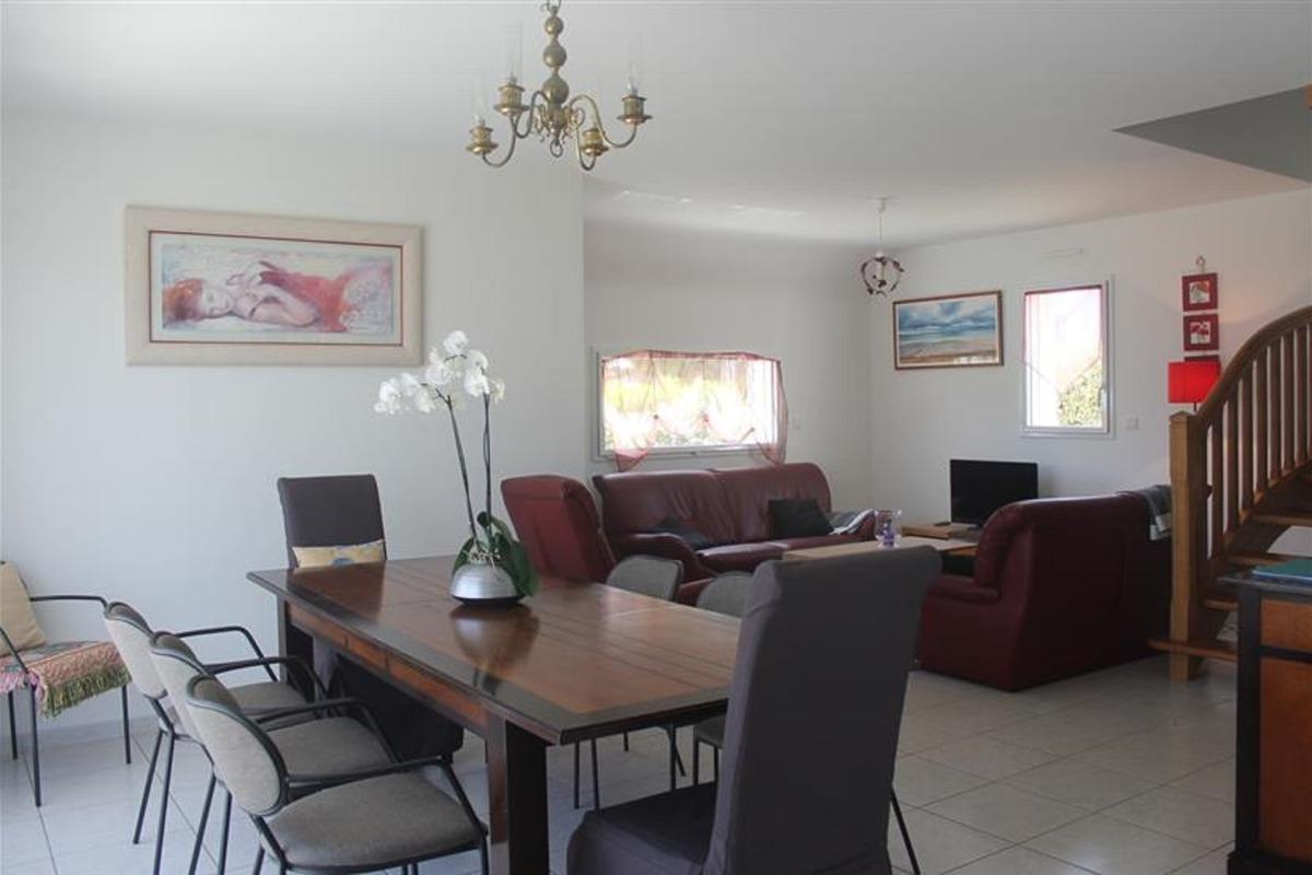 salle à  manger / séjour - Location de vacances - Erdeven