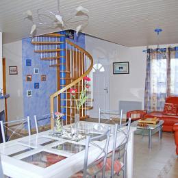 Espace de vie - Location de vacances - Erdeven