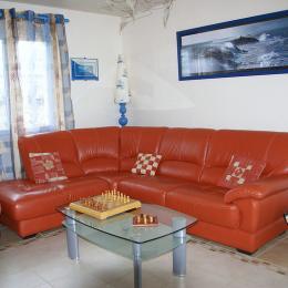 Espace salon - Location de vacances - Erdeven