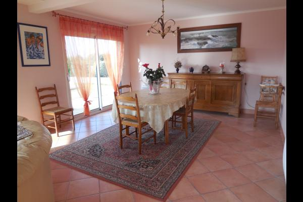 salle à manger - Location de vacances - Erdeven