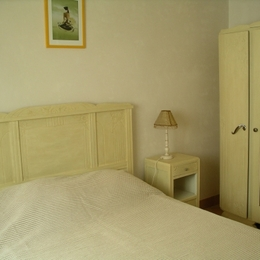chambre 2 pers RDC - Location de vacances - Erdeven