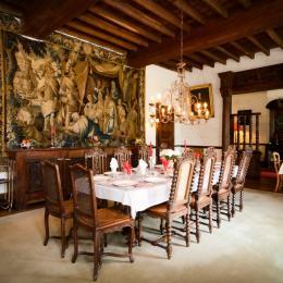 Grande Chambre-petit salon  - Location de vacances - Guidel