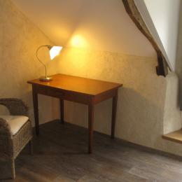 coin bureau étage - Location de vacances - Noyalo