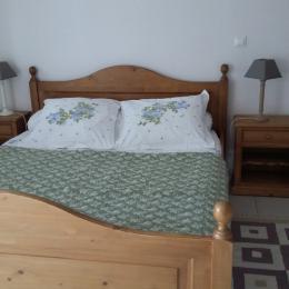 Un lit douillet où il fait bon rêver...au rythme des langoureux roucoulements de nos pigeons voyageurs... - Chambre d'hôtes - Vannes