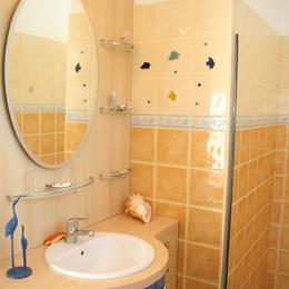 salle d'eau - Chambre d'hôtes - Quiberon