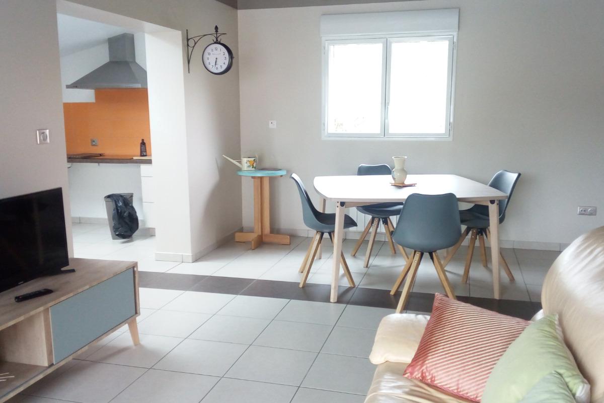salle à manger - Location de vacances - Plouharnel