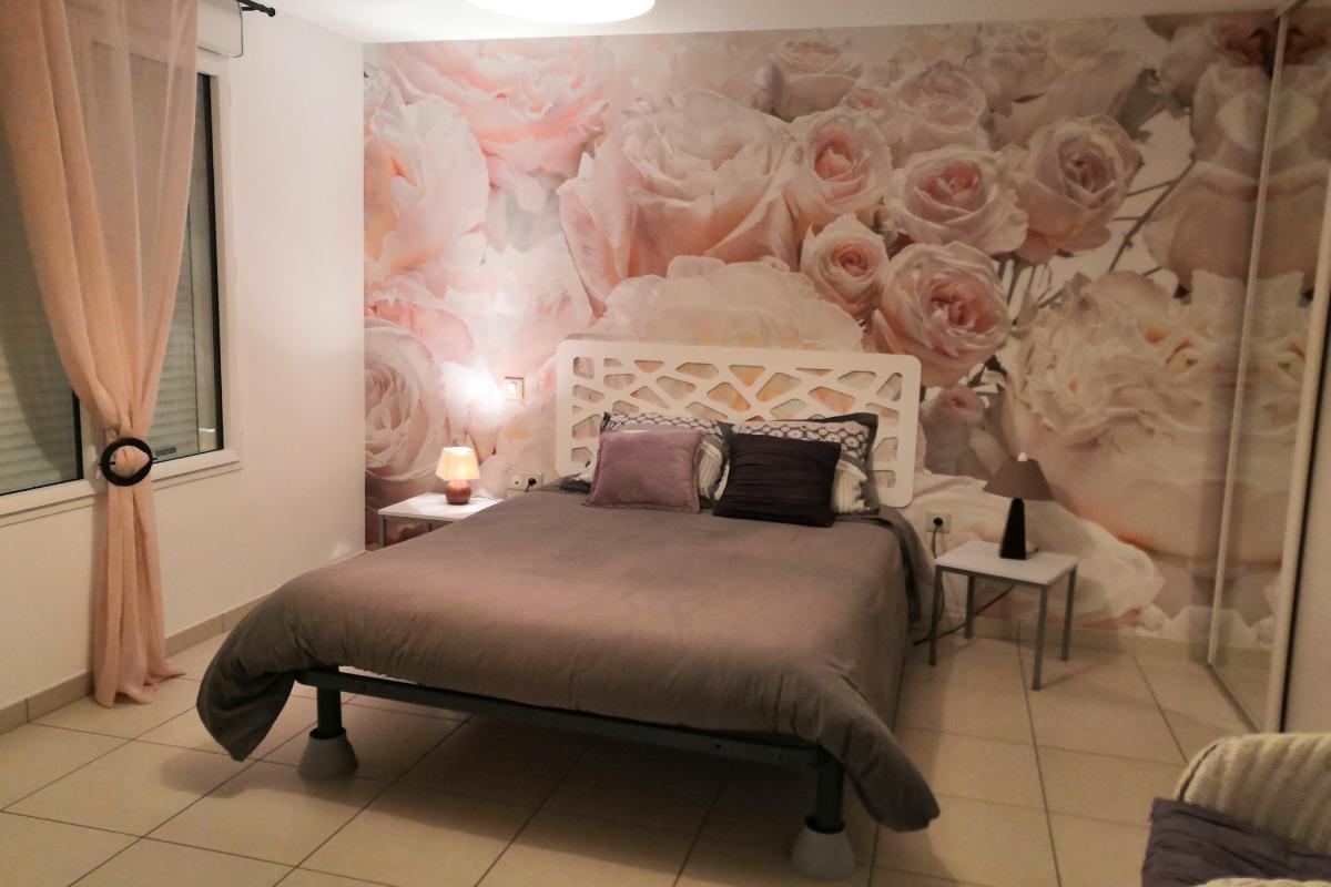 chambre - Location de vacances - Plouharnel