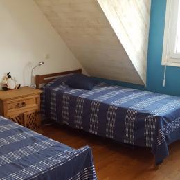 Chambre parentale avec dressing - Location de vacances - Port-Louis