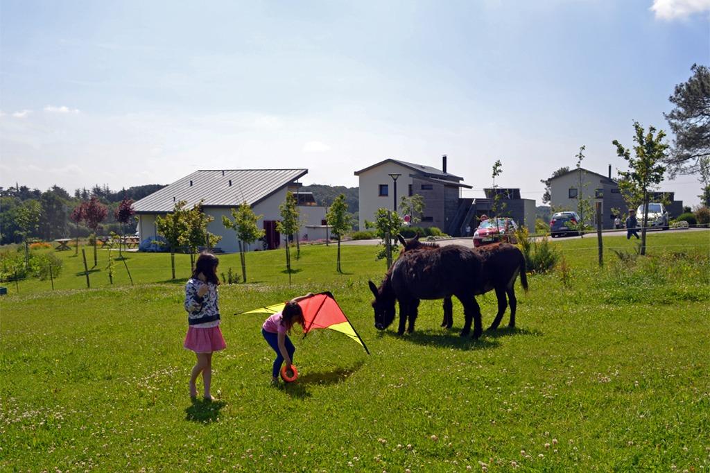 Les enfants s'amusent en toute liberté - Location de vacances - Baden