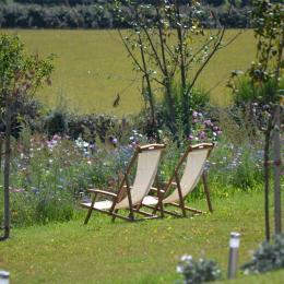 Calme et repos au milieu de la nature du Golfe du Morbihan - Location de vacances - Baden