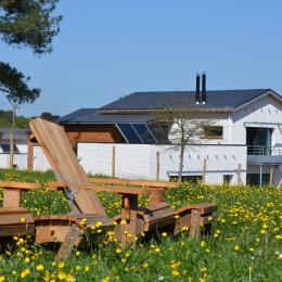 Petite résidence de vacances Les Hauts de Toulvern au calme en pleine nature dans le Golfe du Morbihan - Location de vacances - Baden