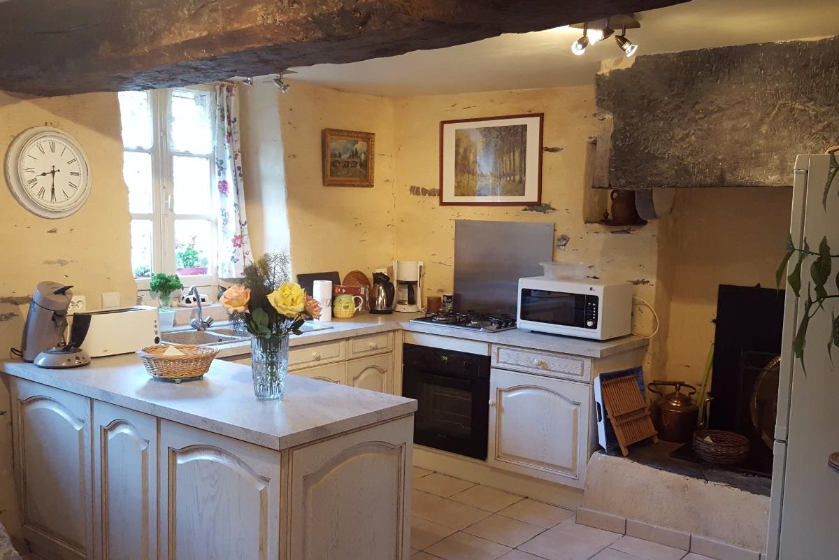 Allons au jardin... - Location de vacances - Les Fougerêts