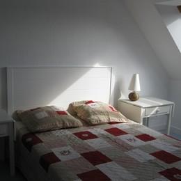 chambre1 gîte mouette - Location de vacances - Locmariaquer