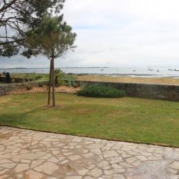 vue du salon - Location de vacances - Sarzeau