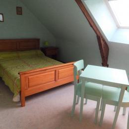 Chambre Verte - Location de vacances - Saint-Marcel