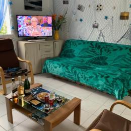 salon - Location de vacances - Pénestin