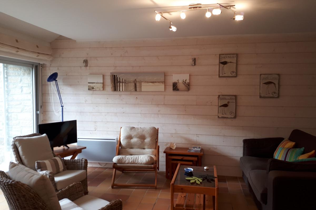 Salon - Location de vacances - Carnac