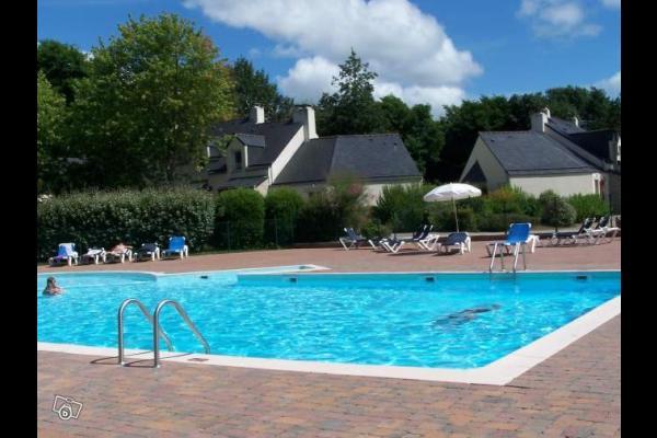 piscine - Location de vacances - Ploemel