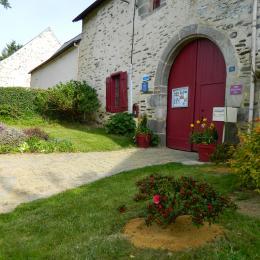 entrée nord - Chambre d'hôtes - Josselin
