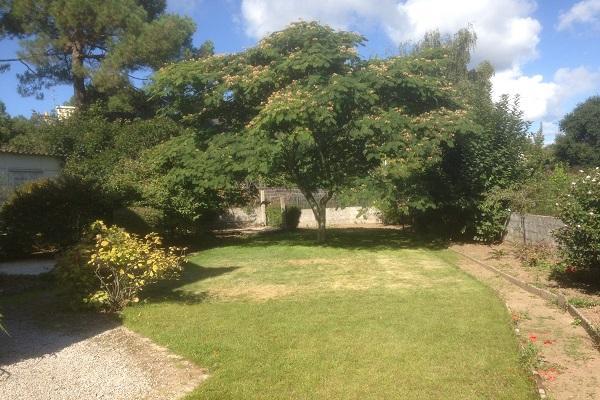 jardin clos - Location de vacances - La Trinité-sur-Mer
