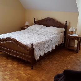 Chambre 2 personnes - Malestroit - Chambre d'hôte - Malestroit