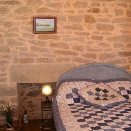 belle chambre au rez-de-chaussée, avec lit de 160 et salle d'eau attenante - Location de vacances - Île-aux-Moines