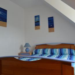 Chambre n°1 Etage - Location de vacances - Sarzeau